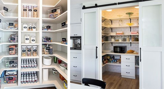 Lead the pack with clever kitchen storage - Synergy Cabinets