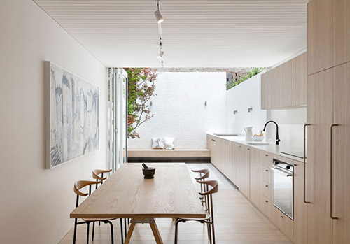 Inside-out kitchens - Synergy Cabinets